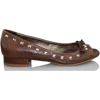 Zapatos Mujer Zapatos de tacón Paco Herrero MADEIRA CIOCCO MARRON