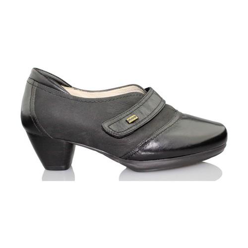 Zapatos Mujer Zapatos de tacón Drucker Calzapedic LINEA SPORT NEGRO