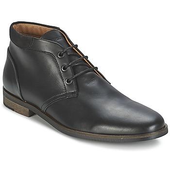 Zapatos Hombre Botas de caña baja Schmoove DIRTY DANDY Negro