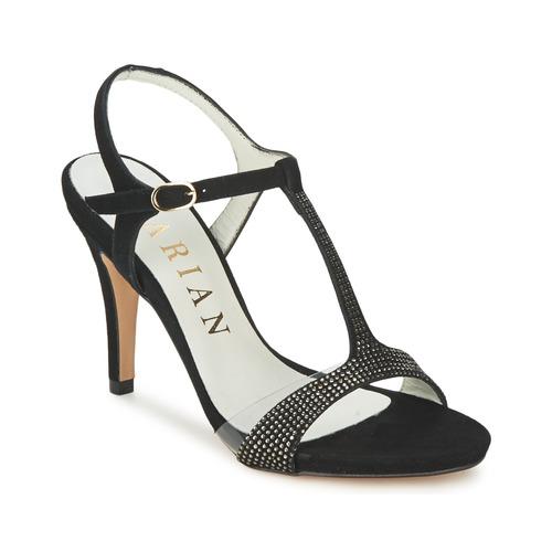 Zapatos promocionales Marian ANTE FINO Negro  Gran descuento