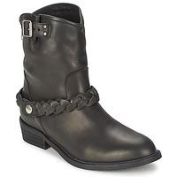 Zapatos Mujer Botas de caña baja Jonak LAMARIO Negro