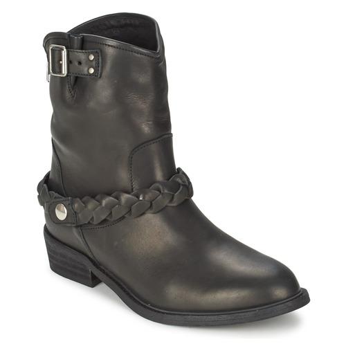 Jonak LAMARIO Negro - Envío gratis Nueva promoción caña - Zapatos Botas de caña promoción baja Mujer 103,20 9f7d55