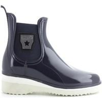 Zapatos Mujer Botas de agua Cubanas Botas de Agua Derby-DI230 DIANA CHAVES Azul