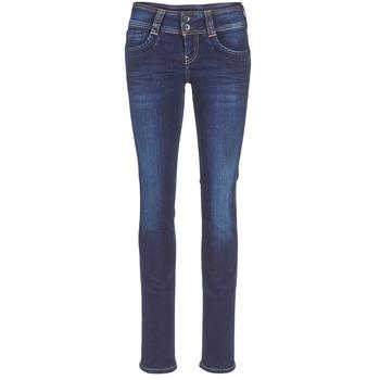 textil Mujer vaqueros rectos Pepe jeans GEN Azul / H06