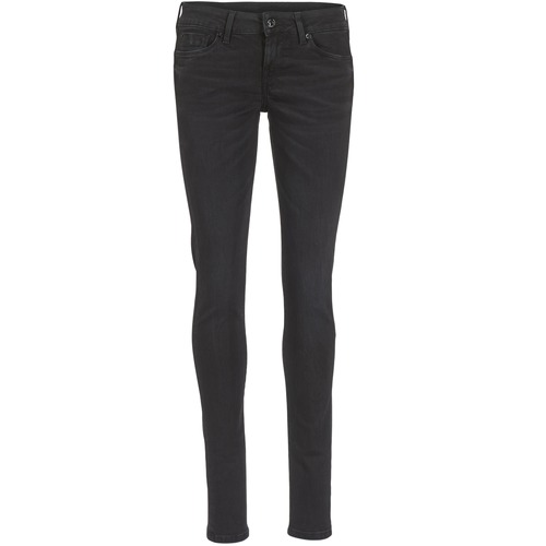 Pepe jeans SOHO S98 / Negro - Envío gratis | ! - textil Vaqueros slim Mujer