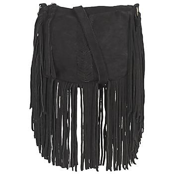 Bolsos Mujer Bandolera Pepe jeans BELL Negro