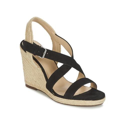 Zapatos Mujer Sandalias Jonak AQUAL Negro