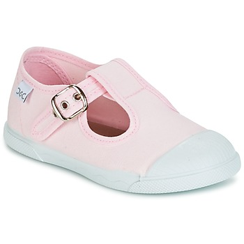 Zapatos Niña Bailarinas-manoletinas Citrouille et Compagnie RISETTE JANE Rosa