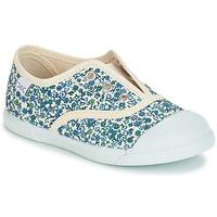 Zapatos Niña Zapatillas bajas Citrouille et Compagnie RIVIALELLE Azul / Multicolor