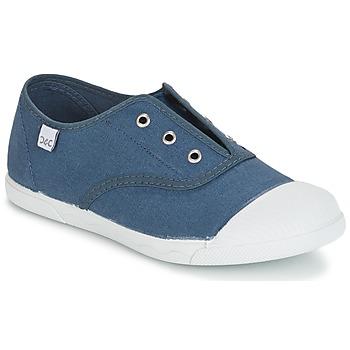 Zapatos Niños Zapatillas bajas Citrouille et Compagnie RIVIALELLE Jeans