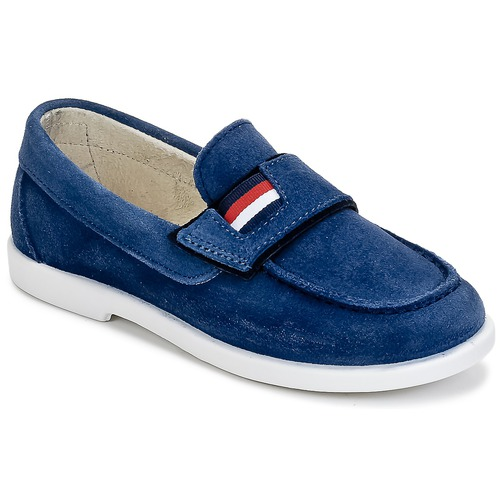 Zapatos Niño Mocasín Citrouille et Compagnie LILMOUSSE Azul / Marino