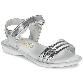 Zapatos Niña Sandalias Citrouille et Compagnie GOSAGOLA Plateado