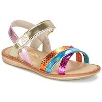 Zapatos Niña Sandalias Citrouille et Compagnie MINIRAVI Multicolor