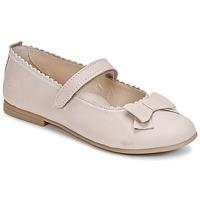 Zapatos Niña Bailarinas-manoletinas Citrouille et Compagnie PAPILLONE Crema