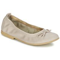 Zapatos Niña Bailarinas-manoletinas Citrouille et Compagnie JAPPALIE MOCA Crema