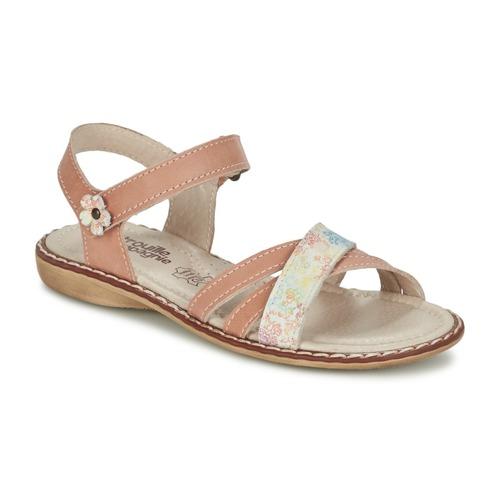 Zapatos Niña Sandalias Citrouille et Compagnie JANDOLI Nude