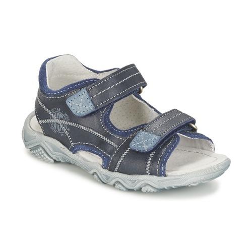Zapatos Niño Sandalias Citrouille et Compagnie RAMTIGA Azul