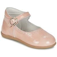 Zapatos Niña Bailarinas-manoletinas Citrouille et Compagnie BOUJBOUJ Rosa
