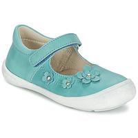 Zapatos Niña Bailarinas-manoletinas Citrouille et Compagnie MELINA BIS Azul