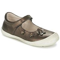 Zapatos Niña Bailarinas-manoletinas Citrouille et Compagnie MELINA BIS Marrón
