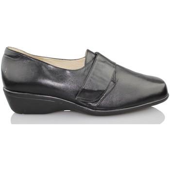 Zapatos Mujer Richelieu Sana Pies SANAPIES NAPA CERVINO NEGRO