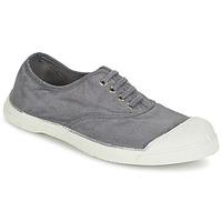 Zapatos Mujer Zapatillas bajas Bensimon TENNIS LACET Gris / Medio