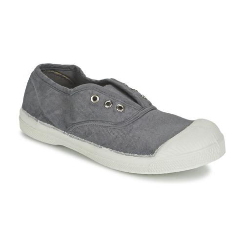 Zapatos Niños Zapatillas bajas Bensimon TENNIS ELLY Gris