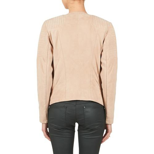 Chaquetas Mujer CueroPolipiel 61903 Claro Oakwood Textil De Rosa 6IfgyYb7vm
