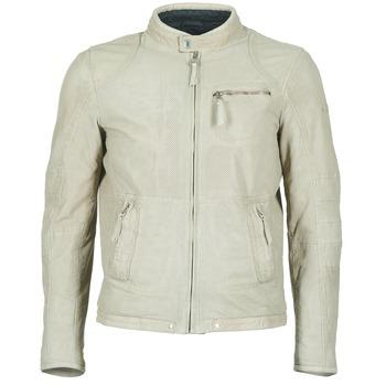 textil Hombre Chaquetas de cuero / Polipiel Redskins MANNIX Beige