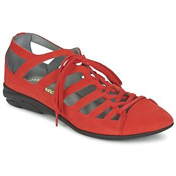 Zapatos Mujer Sandalias Arcus TIGORI Rojo