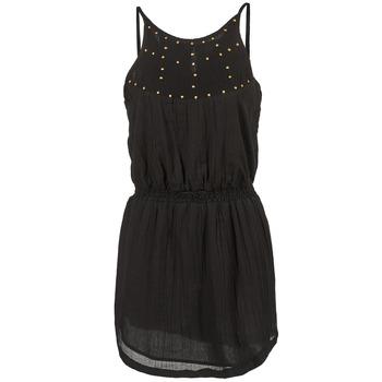 textil Mujer vestidos cortos Rip Curl MIDNIGTH HOUR Negro
