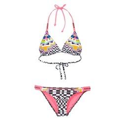 textil Mujer bikini Rip Curl CANCUN TRISET Multicolor