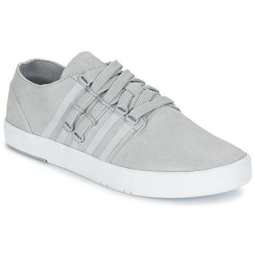 Gran descuento K-Swiss D R CINCH LO Gris - Envío gratis Nueva promoción - Zapatos Deportivas bajas Hombre  Gris