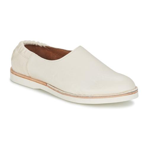 Zapatos Mujer Slip on Shabbies STAN Blanco