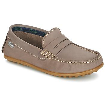 Zapatos Niño Mocasín Aster MOCADI Beige