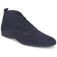 Zapatos Hombre Botas de caña baja Carlington EONARD Azul