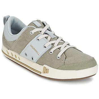 Zapatos Mujer Zapatillas bajas Merrell RANT Gris