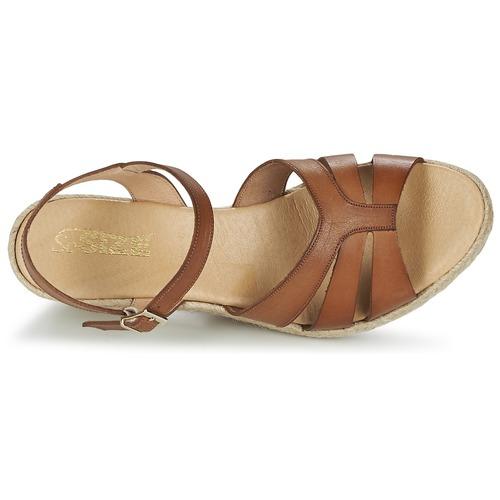 Sandalias Marrón Eliza Mujer Size So Zapatos vYf6by7g