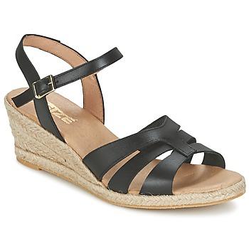 Zapatos Mujer Sandalias So Size ELIZA Negro
