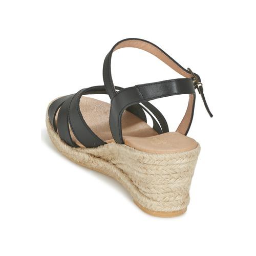 Cómodo y bien parecido Zapatos especiales So Size ELIZA Negro