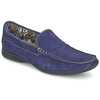 Zapatos Hombre Mocasín So Size ELIJA Azul