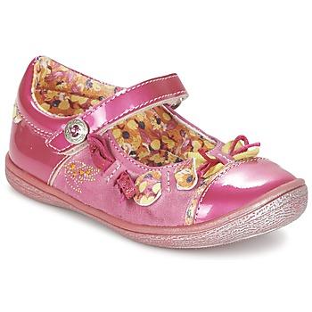 Zapatos Niña Bailarinas-manoletinas Catimini COLIBRI Fucsia