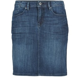 textil Mujer Faldas Esprit MAFGA Azul / Medium