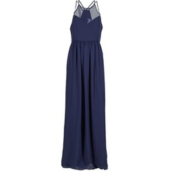 textil Mujer vestidos largos BCBGeneration LUCRECE Marino