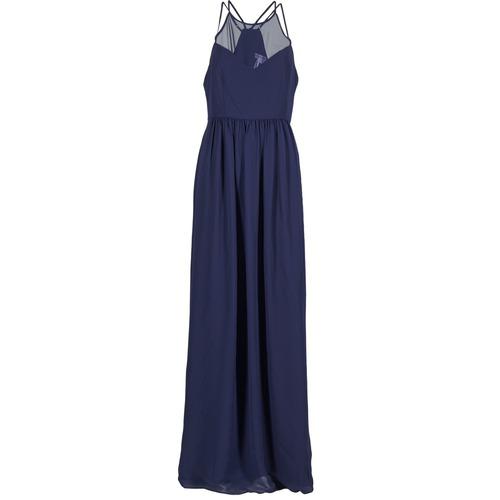 BCBGeneration LUCRECE Marino - Envío gratis | ! - textil vestidos largos Mujer
