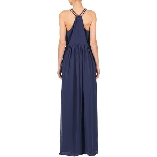 Mujer Lucrece Textil Largos Vestidos Bcbgeneration Marino ukXOPiwZTl