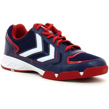 Zapatos Sport Indoor Hummel Celestial X5 Marine/rouge