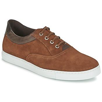 Zapatos Hombre Zapatillas bajas Casual Attitude DIMO Marrón