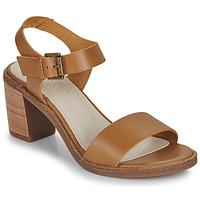 Zapatos Mujer Sandalias Casual Attitude CAILLE Camel