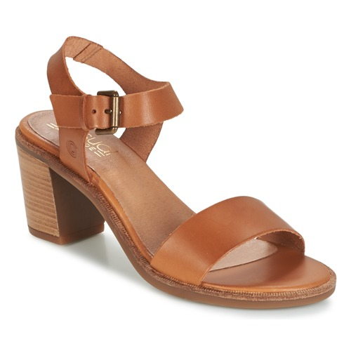 Caille Casual Camel Sandalias Mujer Attitude Zapatos dEWQexrCBo
